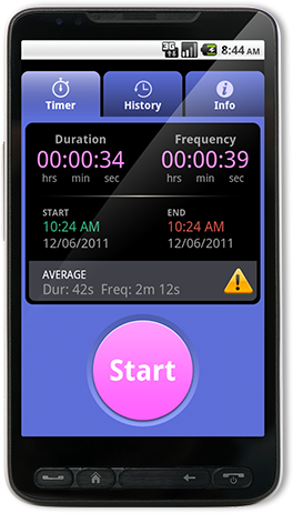 Contraction Master on Android